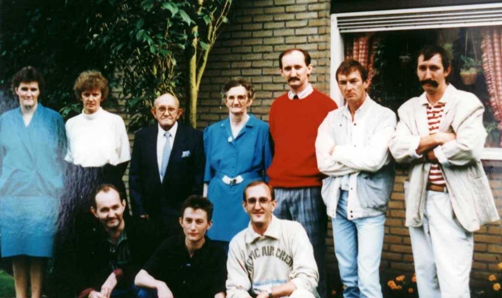 NHE - 01.380 familie de Corte-van Hoek