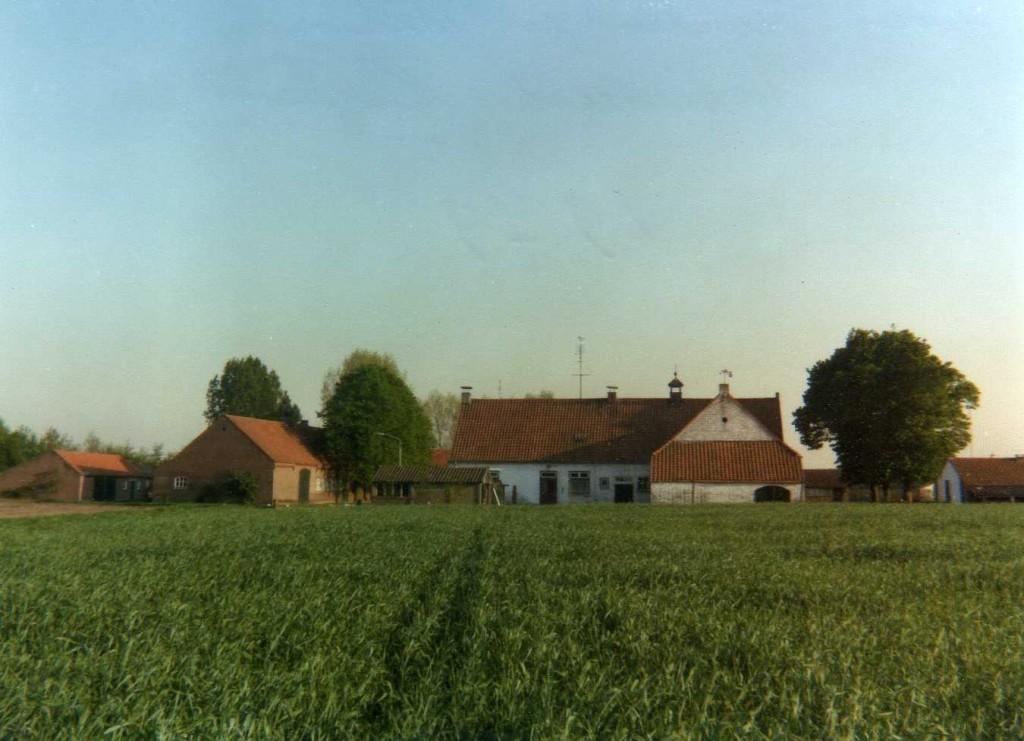 NHE - 00.834 boerderij Fons Friesen