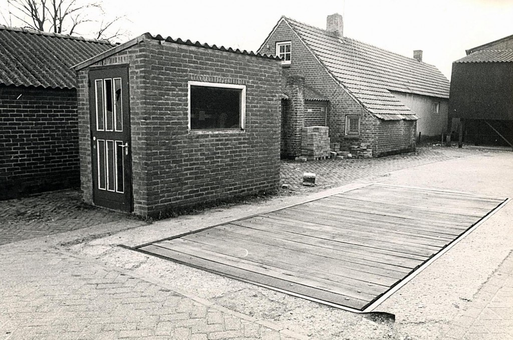 NHE - 01.266 weegbrug Boerenbond
