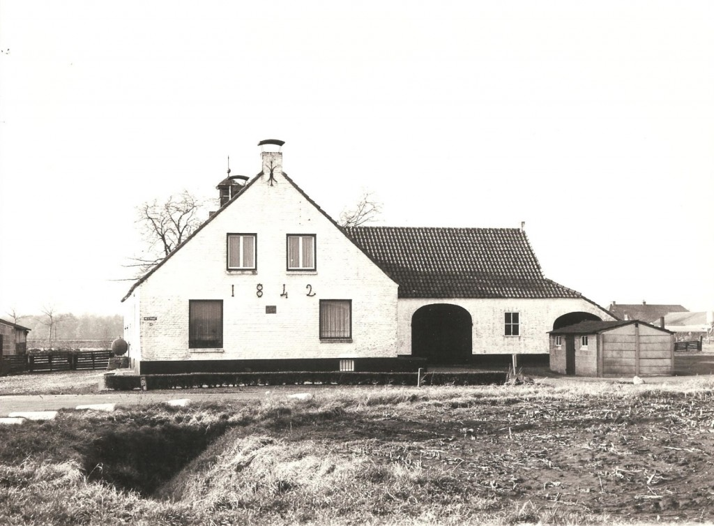 NHE - 02.484 boerderij Fons Friesen