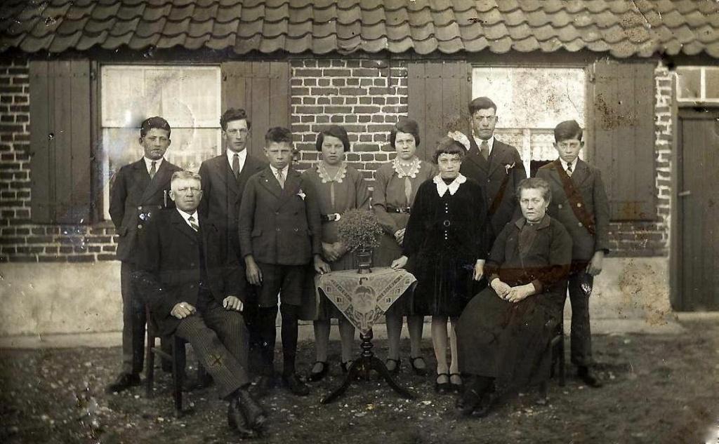 NHE - 02.469 familie Bakker-van Teeffelen
