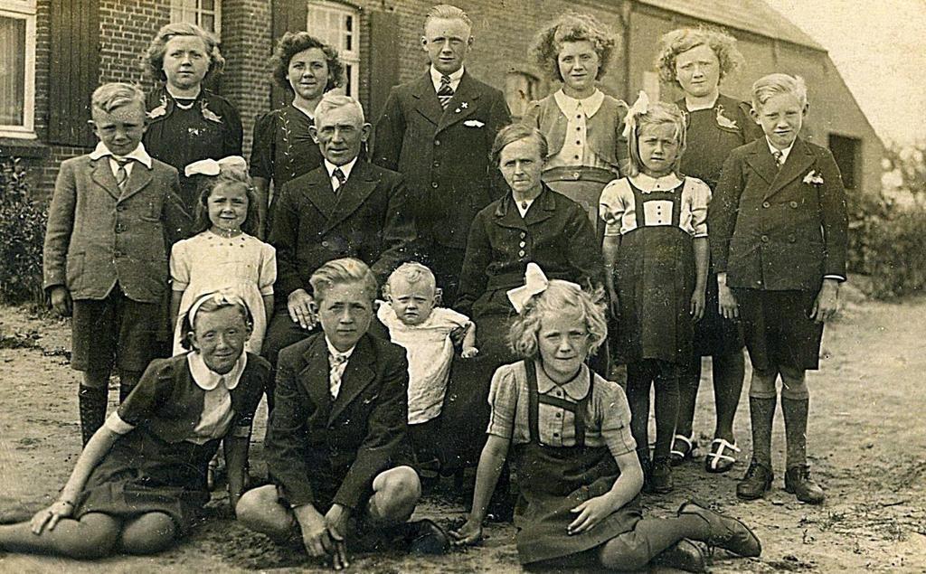 NHE - 00.186 familie Claessen-Verdeuzeldonk