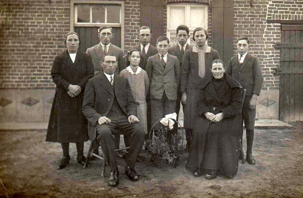 NHE - 00.818 familie van de Mortel-Pijnenburg
