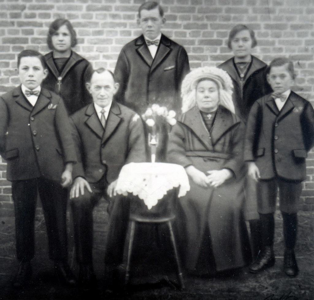 NHE - 01.847 familie Gielen-Oomen