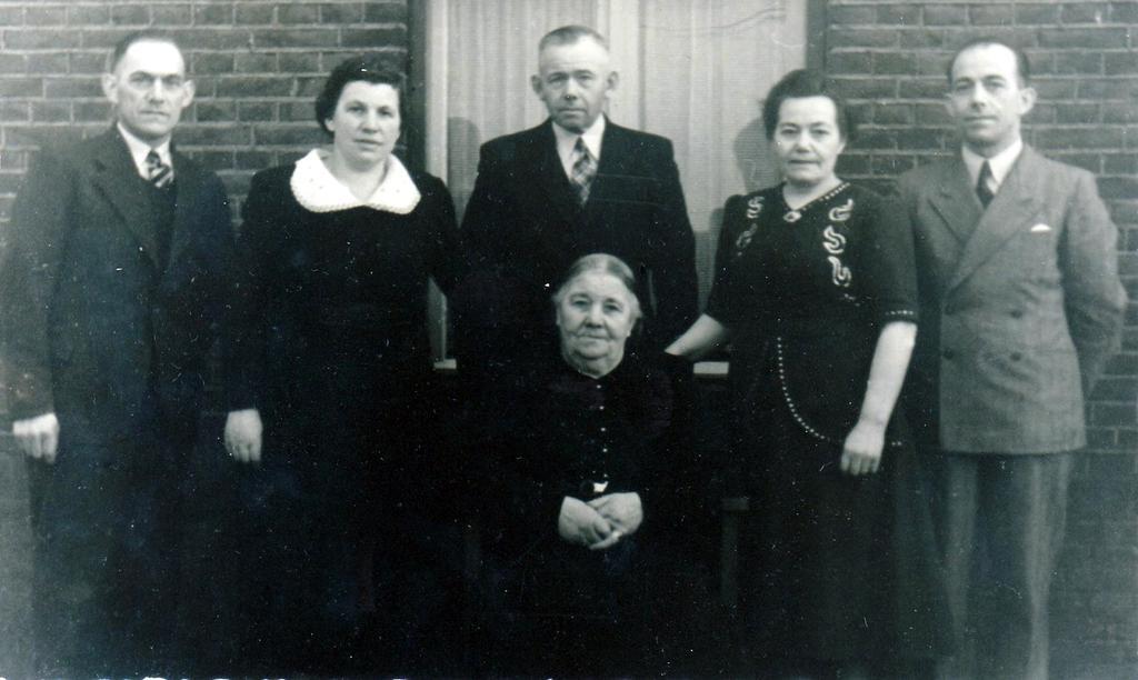 NHE - 01.850 familie Gielen-Oomen