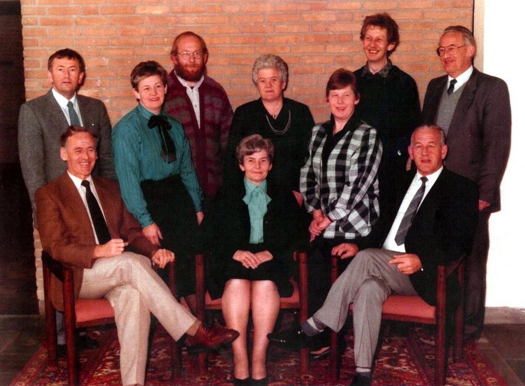 NHE - 02.578 familie Gielen-Verstappen 1987