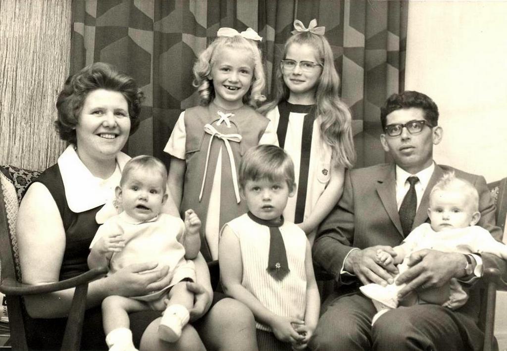 NHE - 00.213 familie Nijnens-Dielissen 1971