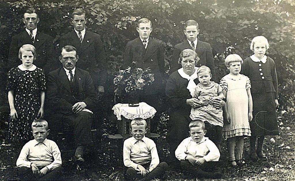 NHE - 00.563 familie van Bakel-Janssen