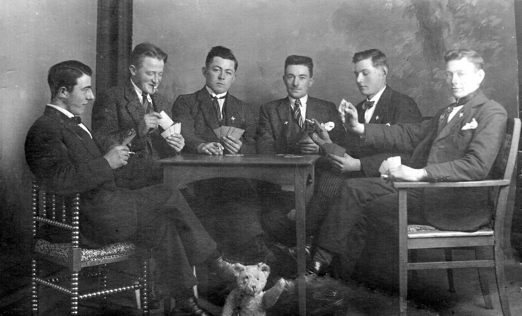 NHE - 02.217 kaartclub 1928