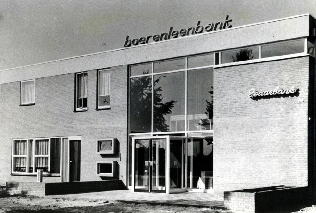NHE - 01.280 Boerenleenbank 1964